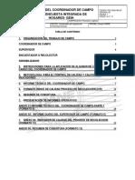 Manual de Coordinador de Campo