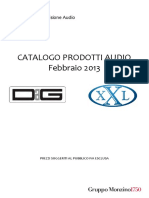 Prezzi Suggeriti Al Pubblico Italia -Febbraio 2013