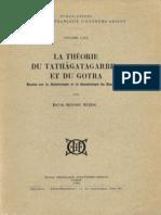 David Seyfort Ruegg-La Théorie Du Tathagatagarbha Et Du Garbha_ Études Sur La Sotériologie Et La Gnoséologie Du Bouddhisme (1969)