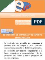 El Empresario y La Microempresa