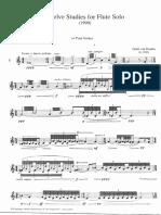Van Keulen, Geert - 12 studies for flute solo.pdf