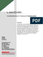 An Introduction to Conveyor Fundamentals