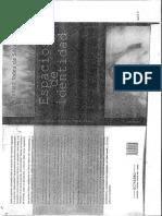 Tomas Tadeu Da Silva - Espacios de Identidad Cap Teorias Del Curriculum
