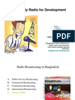 Community Radio for Development
