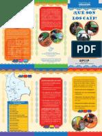 Centros de Apoyo Integral Pedagógico