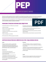 Cartilhacredito PEP A4