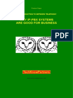 Why IP-PBX is Good for Business