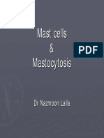 Mast Cells and Mastocytosis