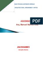 Ascensores Clase 1