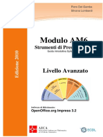 Dispensa AM6 2010 OpenOffice ITALIAN