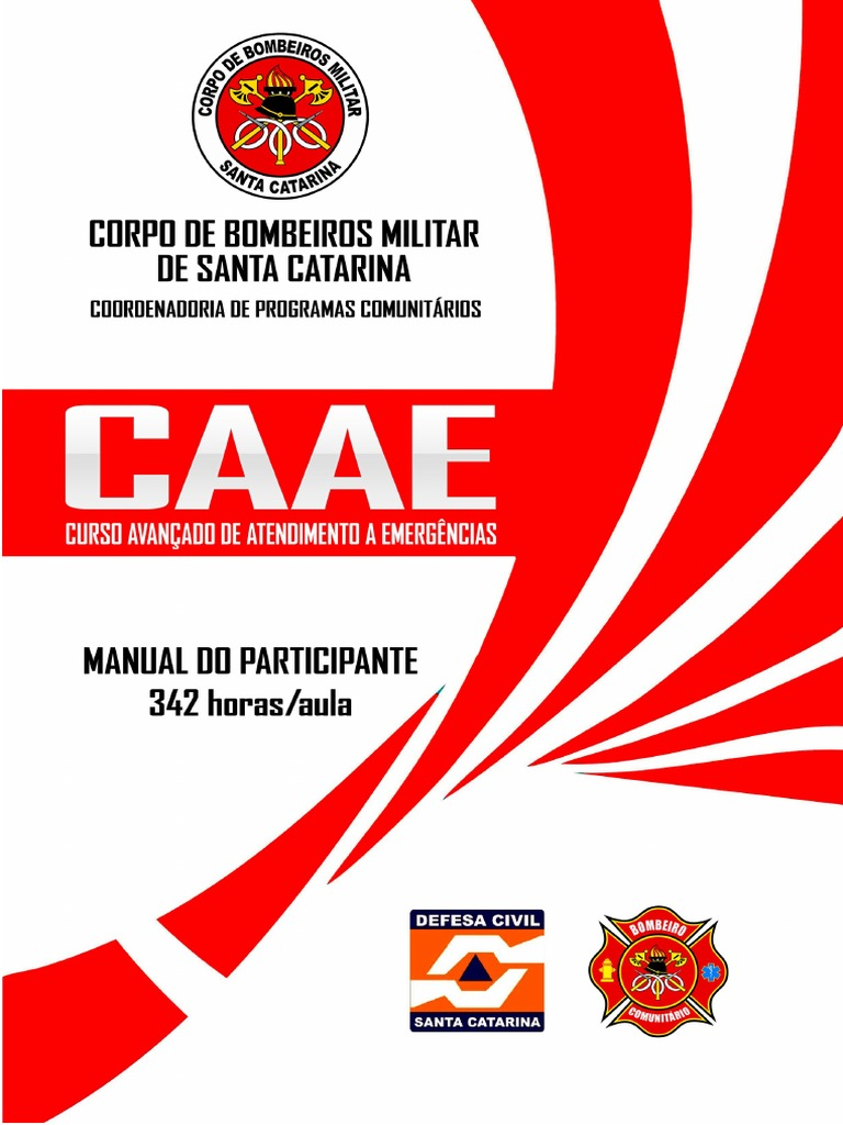 CAAE - Manual Do Aluno 19f1250151