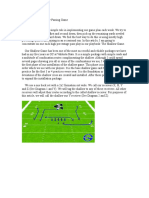 Valdosta State Shallow Passing Game