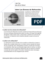 Errores de Refraccion