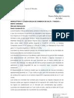 Informe Renta Variable 18-08-2010