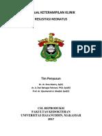 Manual Csl Resusitasi Neonatus