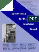 Safety Rules En