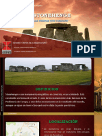 Stonehenge construccion arquitectonica