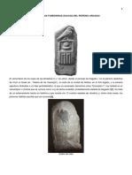 Las Estelas Funerarias Áulicas Del Período Arcaico