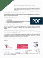 Lettre ouverte au président du tribunal de grande instance de Nantes