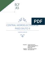 Central Hidroelectrica de Paso Diuto II (Reparado)