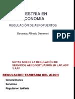 Regulación de Aeropuertos