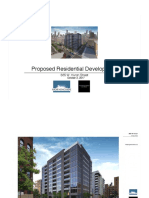 Proposed development at 365 W. Huron St.
