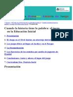 Sarlé, Patricia - El Juego en La Educación Inicial. Cátedra