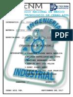 Cuestionario de Sistemas de Manufactura