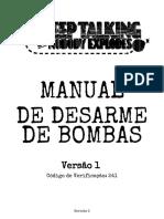 Bomb Manual (portugues) ENGLISH ACTVities