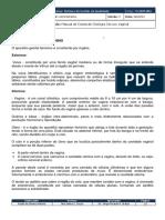 Manual de Coleta