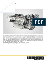 Motor d9620 Lietbherr