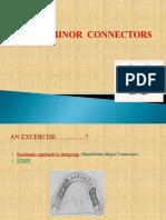 Minor Connectors