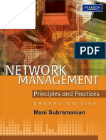 Network Management - Principles and Practice