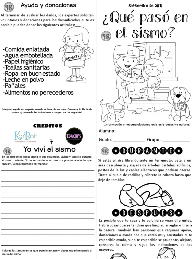 Cuadernillo El Sismopdf