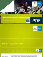 Competence Presentation TSA KIC 15 10 2015