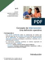 Bases Para La Intervención Cognitiva y Lingüístico-comunicativa