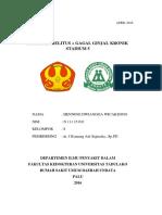 REFLEKSI KASUS   DM + CKD grade V