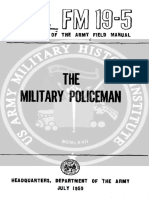 FM 19-05 The military policeman