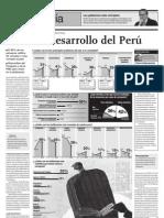 Freno al desarrollo del Perú