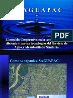 presentación Saguapac