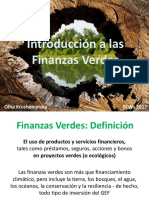 Green Finance SP