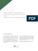 Platonis Opera 1 (Aldine edition)