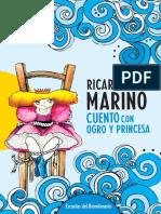 Cuento Con Ogro y Princesa . Ricardo Mariño
