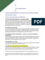 Fluoridation Code 2017