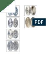 Monedas de Guatemala Imagenes Completas