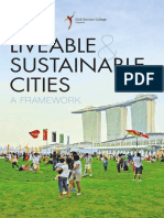 Liveable and Sustainable Cities