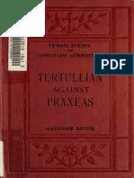 againstpraxeas00tertuoft