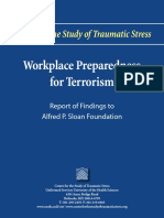 Center for the Study of Traumatic Stress - Workplace Preparedness for Terrorism [12-9-2005].pdf