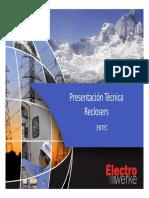 Presentación Técnica Reclosers ENTEC
