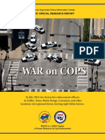 ROCIC Special Research Report - War on Cops